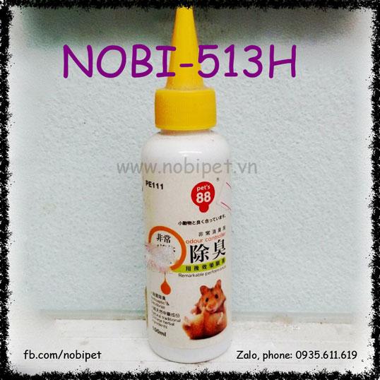 Chai Dung Dịch Khử Mùi Cho Chuột Hamster Nobi-513H