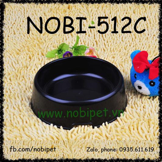 Chén Ăn Cacbon Nhựa Rời Nhiều Màu Cho Thỏ Kiểng Bọ Ú Nobi-512C