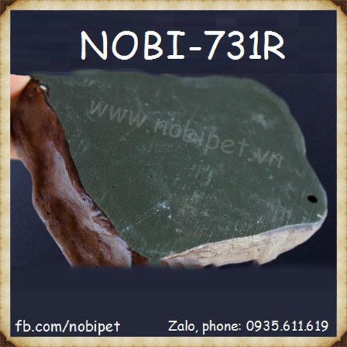 Chén Ăn Giả Đá Sao Mộc Cho Rùa Bò Và Sát Nhỏ Nobi-731R