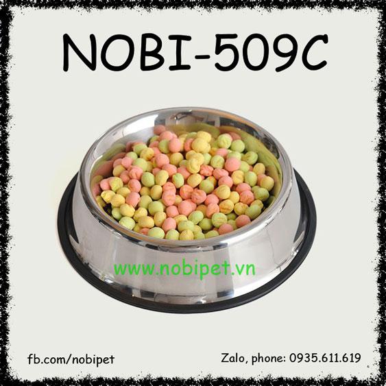 Chén Ăn Inox Đế Su Không Gỉ Sét Cho Sóc Cảnh Nobi-509C