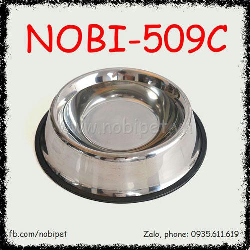Chén Ăn Inox Không Gỉ Chống Lật Cho Nhím Kiểng Nobi-509C