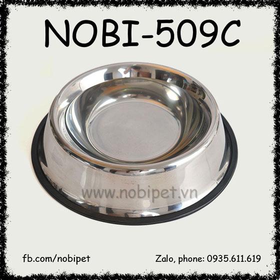 Chén Ăn Inox Rời Nhiều Kích Thước Cho Thỏ Kiểng Bọ Ú Nobi-509C