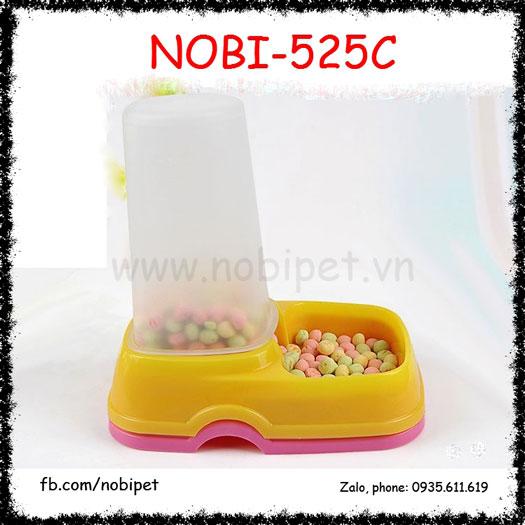 Chén Ăn Opal Tự Động Cho Chó Mèo Nobi-525C