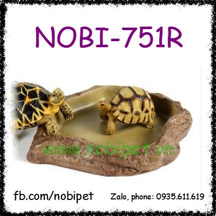 Chén Ăn Thạch Nhủ Devon Nuôi Rùa Rồng Nam Mỹ Bò Sát Nobi-751R