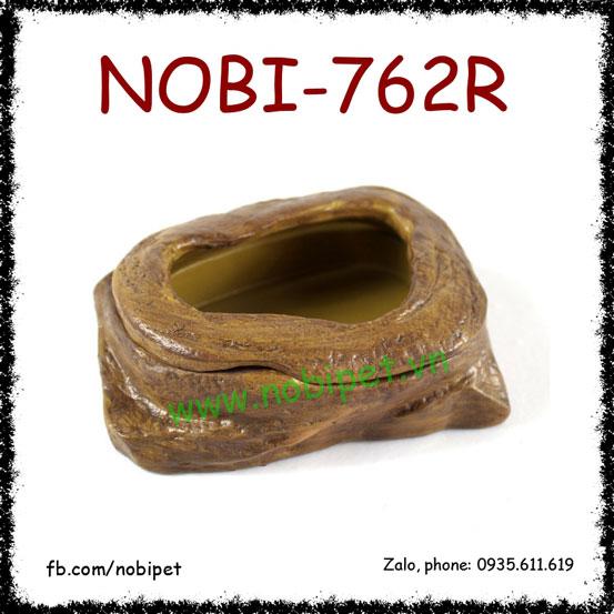Chén Đá Phong Cảnh Đựng Dế Và Côn Trùng Nuôi Sóc Cảnh Nobi-762R