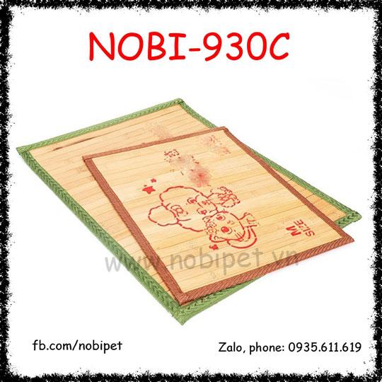 Chiếu Trúc Green Nằm Mát Cho Chó Nhiều Size Nobi-930C