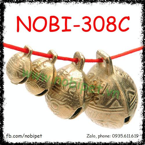 Chuông Đồng Đa Kích Thước Cho Nhiều Loại Sóc Cảnh Nobi-308C