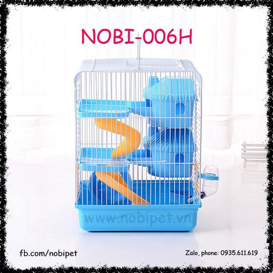 Chuồng Lồng Amazon 2 Tầng Trọn Bộ Cho Chuột Hamster Nobi-006H