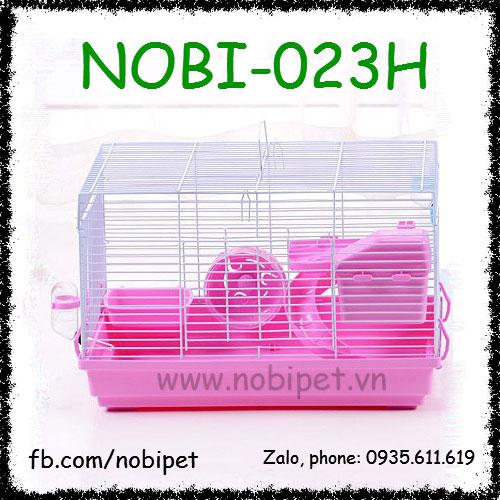 Chuồng Lồng Bigsize Nuôi Chuột Hamster Rộng Rãi Nobi-023H