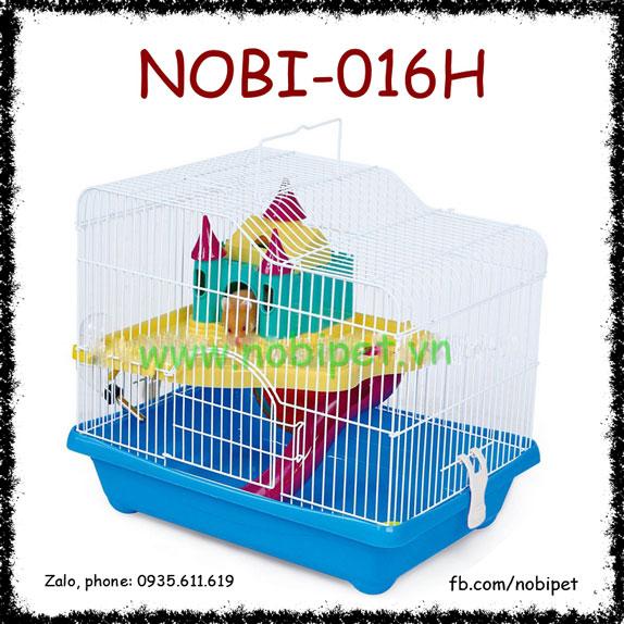 Chuồng Lồng Castle Bear Cho Chuột Hamster Full Đồ Dùng Nobi-016H
