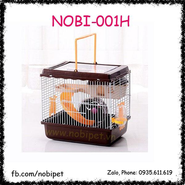Chuồng Lồng Nuôi Chuột Hamster Tokyo Nobi-001H