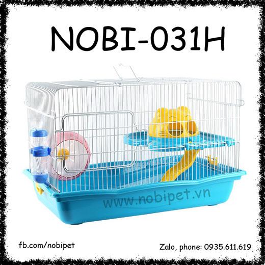 Chuồng Lồng Remy Full Phụ Kiện Nuôi Chuột Hamster Nobi-031H