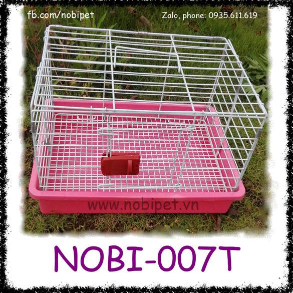 Chuồng Lồng Sắt Dolly Nuôi Sóc Bắc Mỹ Chinchilla Nobi-007T