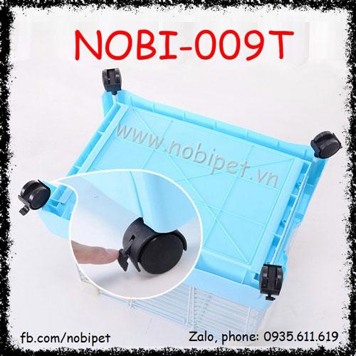 Chuồng Lồng Sắt Euro Cao Cấp Size S Nuôi Sóc Bắc Mỹ, Bông Thái Nobi-009T