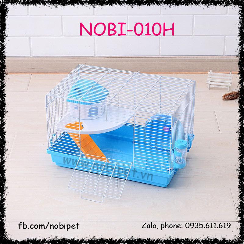 Chuồng Lồng Villas Trọn Bộ Cho Chuột Hamster Nobi-010H
