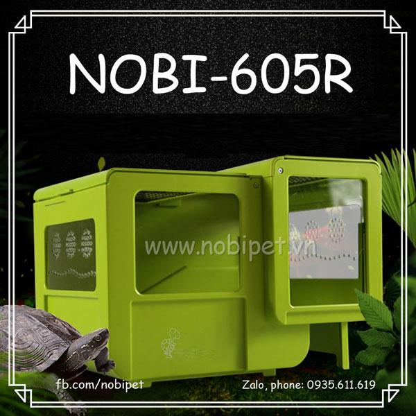 Chuồng Nuôi King Home Cho Bò Sát Nhỏ và Thằn Lằn Nobi-605R