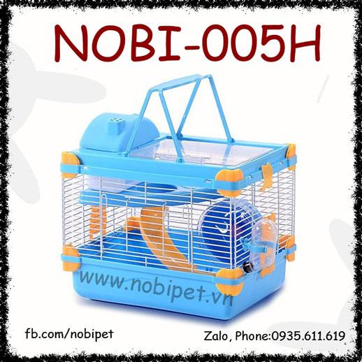 Chuồng Nuôi Penhouse Cho Chuột Hamster Trọn Bộ Nobi-005H