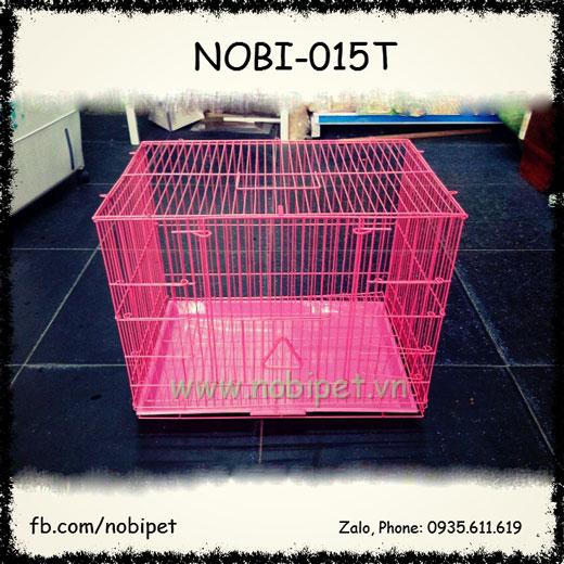 Chuồng Nuôi Thỏ Kiểng – Bọ Ú Giản Đơn Nobi-015T