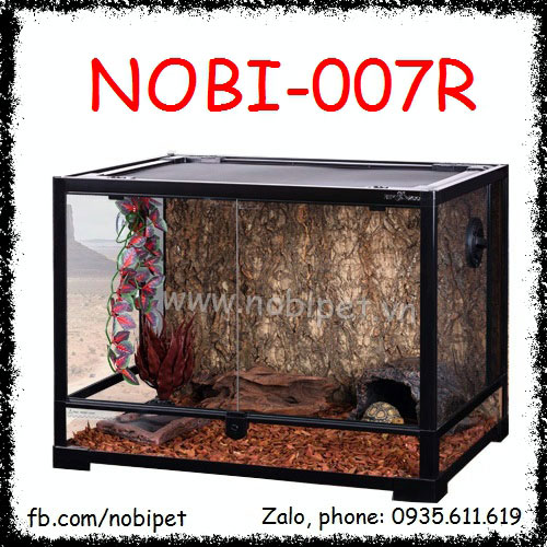 Chuồng Nuôi Tropical Mô Hình Cao Cấp Nuôi Nhiều Loại Sóc Nobi-007R