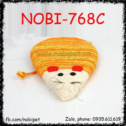 Chuột Cào Móng Amla Cho Mèo Đùa Nghịch Nobi-768C