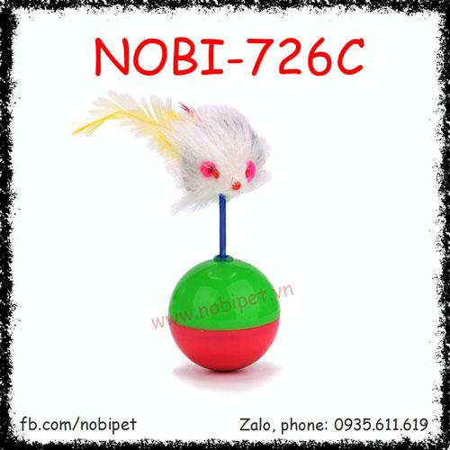 Chuột Lật Đật Emma Đồ Chơi Cho Mèo Tinh Nghịch Nobi-726C