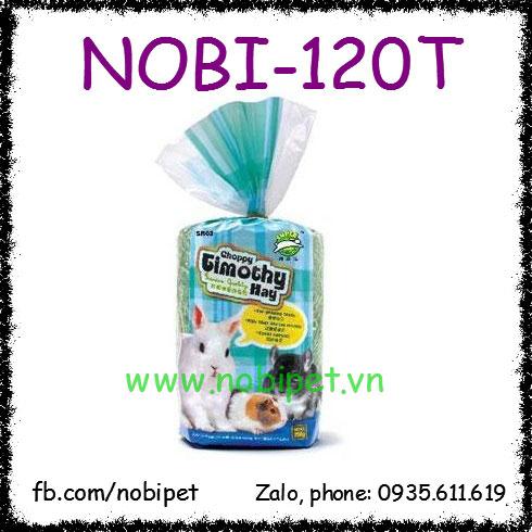 Cỏ Choppy Timothy Hay 750gr Giàu chất Sơ Cho Thỏ Bọ Nobi-120T