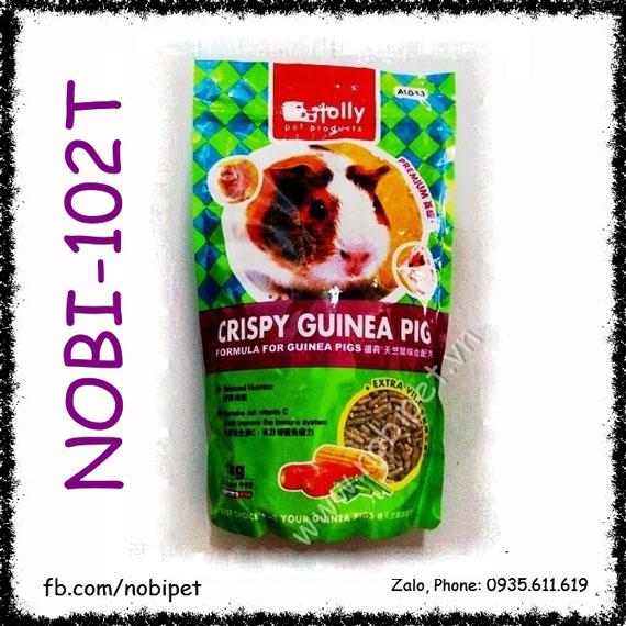 Cỏ Nén Jolly Guinea Pig 1kg Thức Ăn Cho Bọ Ú Nobi-102T