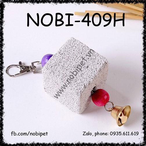 Đá Mài Răng Từ Dung Nham Núi Lửa Cho Sóc Cảnh Nobi-409H