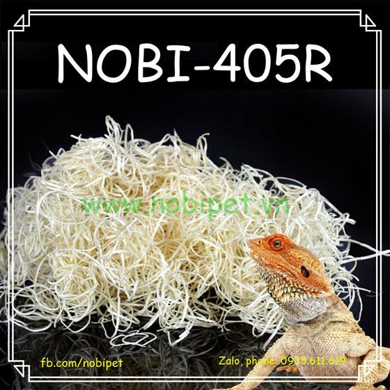 Dăm Bào Bạch Dương Sợi Nhỏ Lót Chuồng Cho Bò Sát Nobi-405R