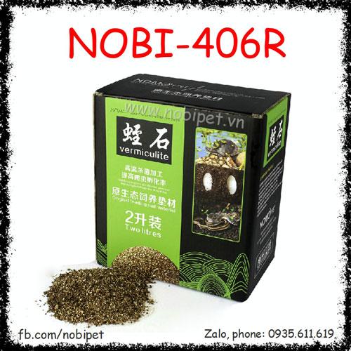 Đất Ấp Trứng Cho Rồng Nam Mỹ Rùa Các Dòng Bò Sát Nobi-406R