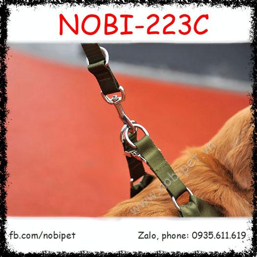 Dât Dắt Chó Germany Đai Yếm Trọn Bộ Nobi-223C