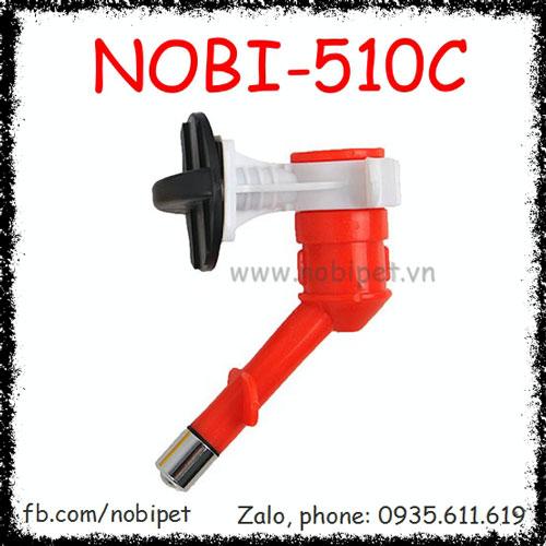 Đầu Bình Nước Uống Peto Gắn Lồng Cho Chó Mèo Nobi-510C