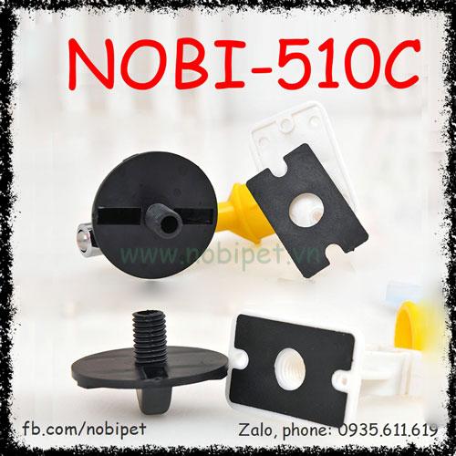 Đầu Bi Deluxe Rời Gắn Lồng Đa Dung Tích Cho Sóc Bắc Mỹ Nobi-510C