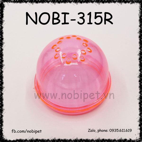 Đầu Bịt Mica Ống Chui Đồ Chơi Cho Chuột Hamster Nobi-315R