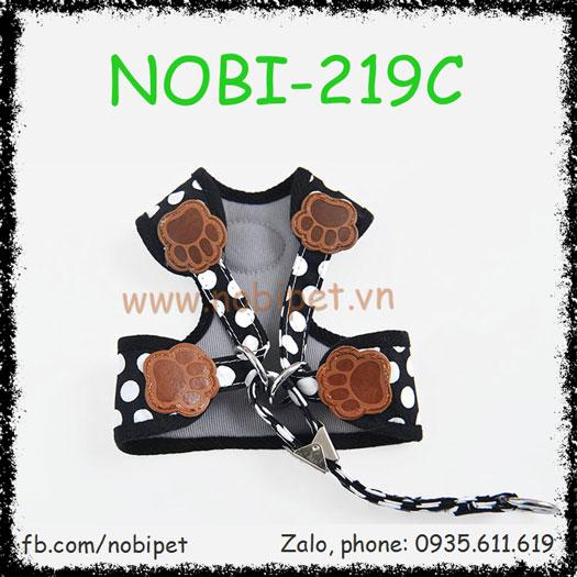 Dây Dắt Chó Abpet Đi Dạo Trọn Bộ Nobi-219C