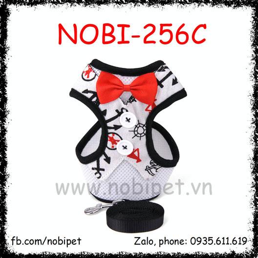 Dây Dắt Chó Dandy Áo Yếm Thời Trang Nobi-256C