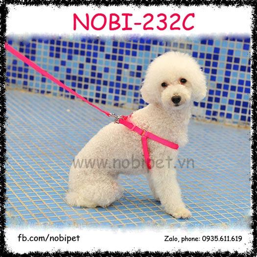 Dây Dắt Chó Elsa Trọn Bộ Siêu Cute Nobi-232C