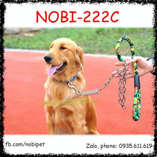 Dây Dắt Chó Hecquyn Trợ Lực Cho Dòng Lớn Nobi-222C