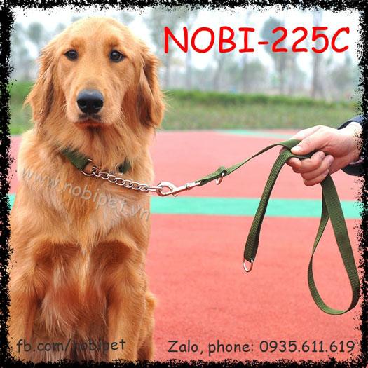 Dây Dắt Chó Hector Trọn Bộ Dòng Lớn Nobi-225C