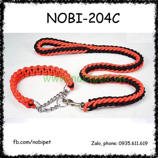 Dây Dắt Chó Omega Dòng Kéo Xe Nobi-204C