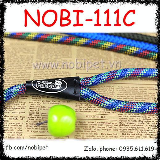 Dây Dắt Chó Vuvuzela Thân Tròn Nobi-111C