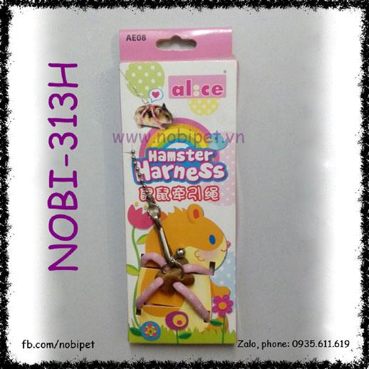 Dây Dắt Chuột Hamster Đi Chơi Siêu Cute Nobi-313H