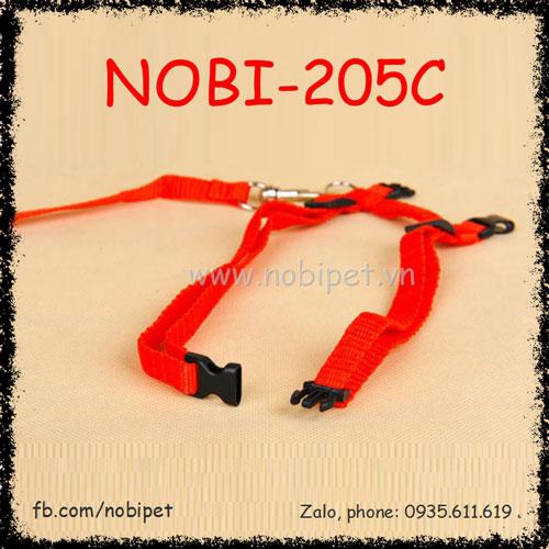 Dây Dắt Mèo 3Cat Đai Yếm Trọn Bộ Nobi-250C