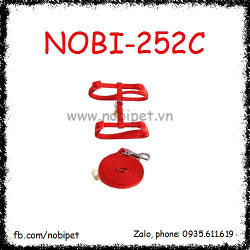 Dây Dắt Mèo Oggy Đai Yếm Trọn Bộ Nobi-252C