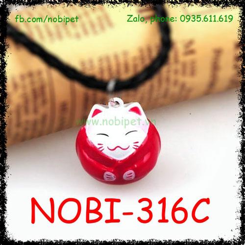 Dây Đeo Cổ Story Cho Chó Nhiều Hình Ngộ Nghĩnh Nobi-316C