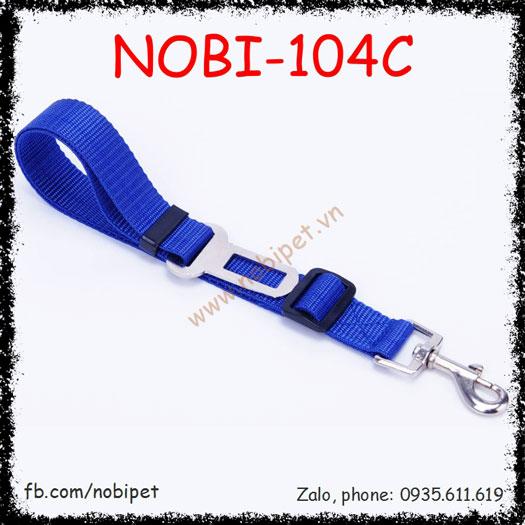 Dây Giữ Chó Osin Trên Ô Tô Khi Lái Xe Nobi-104C