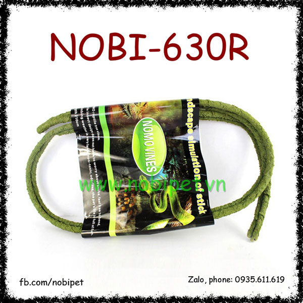Dây Leo Xanh Chống Ẩm Mốc Trang Trí Chuồng Cho Bò Sát Nobi-630R