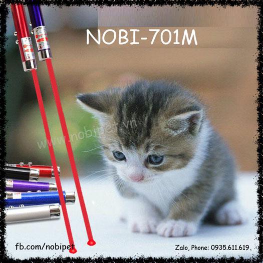 Đèn Laser Đồ Chơi Đùa Giỡn Cho Mèo Nobi-701M