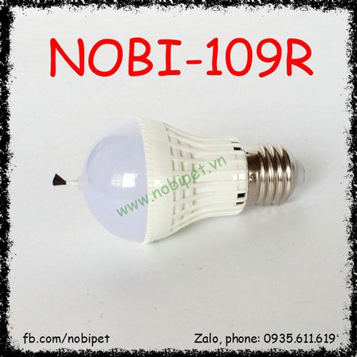 Đèn Led Ion Hồng Ngoại Nomo Sưởi Ấm Cho Bò Sát Nhỏ Nobi-109R