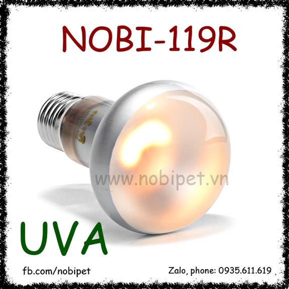 Đèn Sưởi Ngày RS Tia UVA Cho Bò Sát Dòng Sa Mạc Nobi-119R